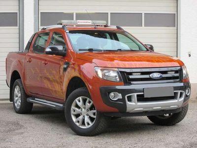 gebraucht Ford Ranger Doppelkabine Wildtrak 4x4 3,2 TDCi Aut. | Airbrush