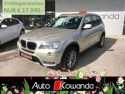 gebraucht BMW X3 M -Paket xDrive20d Österreich-Paket Aut.