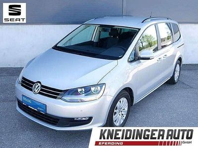 gebraucht VW Sharan Trendline BMT SCR 2,0 TDI, Klima, PDC co. vo. u.