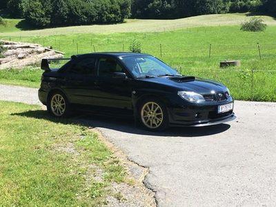 gebraucht Subaru Impreza WRX 2,5 STI 4WD WRX STI