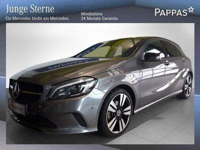 used Mercedes A200 d Aut.
