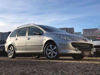 gebraucht Peugeot 307 SW OXYGO 1,6 HDi **Panoramadach*Klimaautomatik** Kombi / Family Van