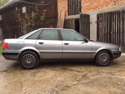 gebraucht Audi 80 Limousine