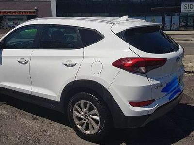 gebraucht Hyundai Tucson 2,0 Diesel SUV / Geländewagen