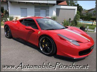 gebraucht Ferrari 458 Novitec-Keramik-Einzelstück! Sportwagen / Coupé
