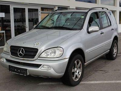 gebraucht Mercedes ML270 CDI Aut.