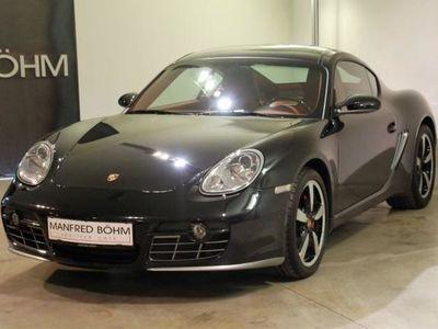 gebraucht Porsche Cayman S Modell 987 Sportwagen / Coupé,