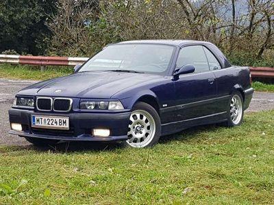 gebraucht BMW 318 Cabriolet 3er-Reihe Cabrio (E36) Neu pickerl