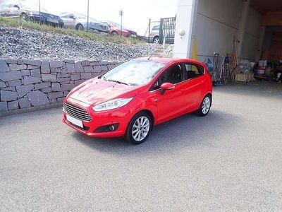gebraucht Ford Fiesta Titanium 1,0 Start/Stop Limousine