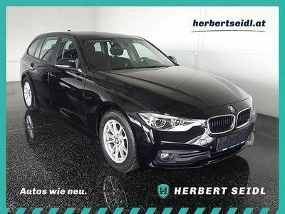 gebraucht BMW 320 3er Touring d Touring EfficientDynamics *LED / NAVI*, 163 PS, 5 Türen, Schaltgetriebe
