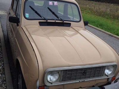 brugt Renault R4 112 Klein-/ Kompaktwagen,