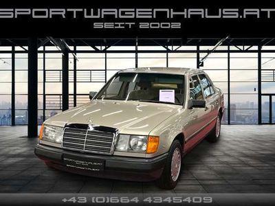 gebraucht Mercedes E260 260Automatik, nur 35000km, Erstbesitz!