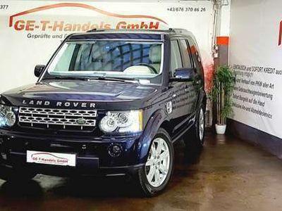 gebraucht Land Rover Discovery 4 3,0 TdV6 Aut. 7-Sitze Multimedia