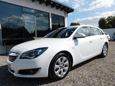 gebraucht Opel Insignia ST 1,6 CDTI Edition Start/Stop System*XENON*