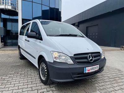 gebraucht Mercedes Vito 113 cdi 9 sitze Kombi / Family Van