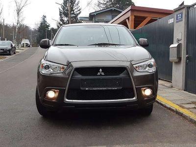 gebraucht Mitsubishi ASX 1,6 Invite SUV SUV / Geländewagen,