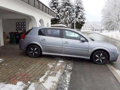 gebraucht Opel Signum Signum1.9 guten Zustand Kombi / Family Van
