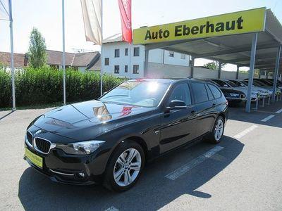 gebraucht BMW 320 d xDrive Touring Aut.