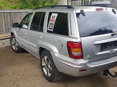 gebraucht Jeep Grand Cherokee 2,7CDI OVERLAND SUV / Geländewagen,