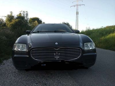 gebraucht Maserati Quattroporte M139 4,2 V8 Automatika Limousine