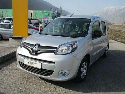 gebraucht Renault Kangoo Dynamique TCe 115 EDC (ROLLSTUHLTAUGLICH)!!!!!!! Kombi / Family Van