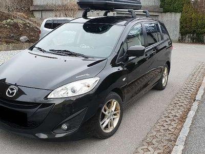 gebraucht Mazda 5 5CD116 TX mit 7 Plätzen Kombi / Family Van,