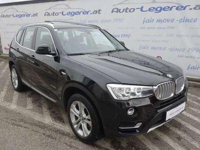 gebraucht BMW X3 xDrive 20d Ö-Paket Aut.*Navi*AHK*Kamera