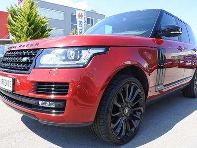 gebraucht Land Rover Range Rover 3,0 SDV6 Hybrid SVAutobiography SUV / Geländewagen