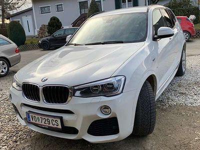 gebraucht BMW X3 X3xDrive 2.0d M-Paket SUV / Geländewagen