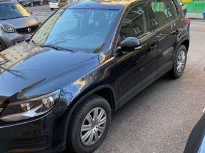 gebraucht VW Tiguan 2,0 SUV / Geländewagen