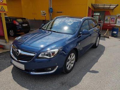 gebraucht Opel Insignia ST 1,6 Xenon Navi Kombi / Family Van,