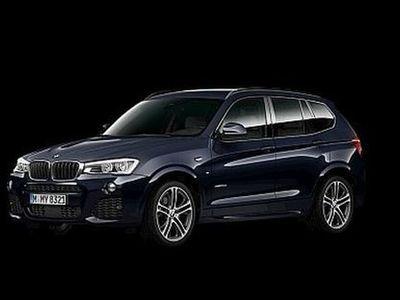 gebraucht BMW X3 xDrive 20d M-Paket Aut., Kamera, LED, Head-U... SUV / Geländewagen