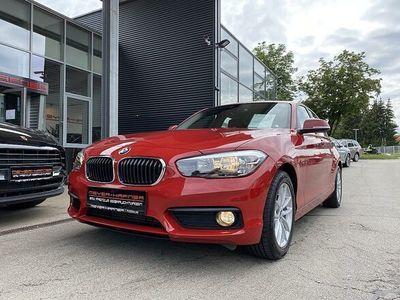 gebraucht BMW 116 1er-Reihe i Advantage, Navi, Kamera, Multifunktionslen... Limousine