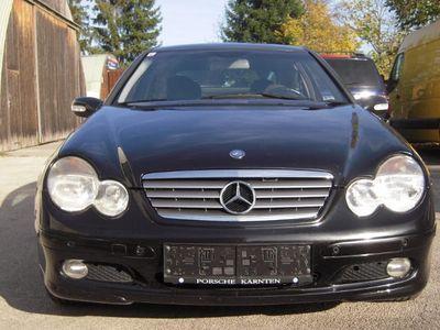 gebraucht Mercedes C220 Coupé CDI 143 PS Klima Tempomat PDC SR-ALU