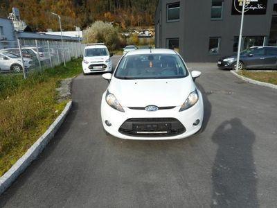 gebraucht Ford Fiesta Van Coupe 1,4 TDCi Pizza-Kleintransporte