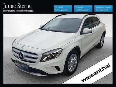 gebraucht Mercedes GLA200 GLA200D