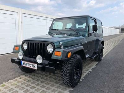 gebraucht Jeep Wrangler *2,5 Sport Hardtop, Softtop, Bikinitop