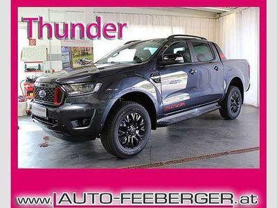 gebraucht Ford Ranger Doppelkabine Limited 4x4 20 EcoBlue Aut.