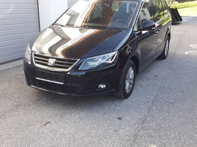 gebraucht Seat Alhambra Executive 2,0 TDI CR Kombi / Family Van