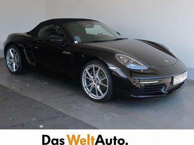 used Porsche 718 Boxster Cabrio / Roadster,