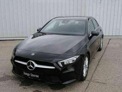 gebraucht Mercedes A180 d Aut. LED/Navi/Teilleder/Kamera/Automatik/.....