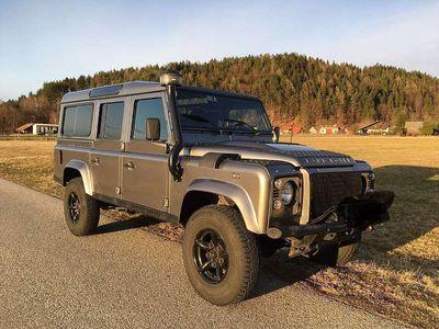 gebraucht Land Rover Defender 110 SW Td4 SUV / Geländewagen