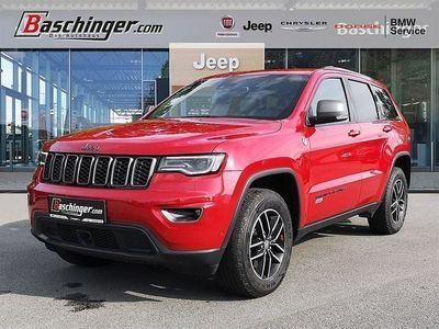 gebraucht Jeep Grand Cherokee 3.0 V6 CRD Trailhawk Technikpaket/Panorama