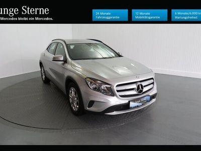 gebraucht Mercedes GLA180 CDI Edition Lifestyle