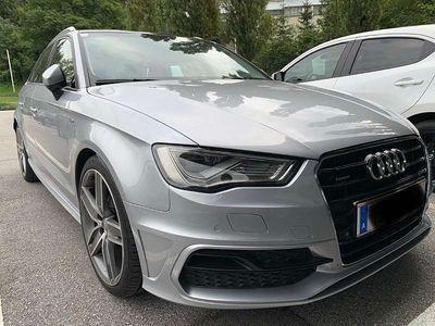 gebraucht Audi A3 2.0 TDI Ambition Sportquattro Werksgarantie Limousine