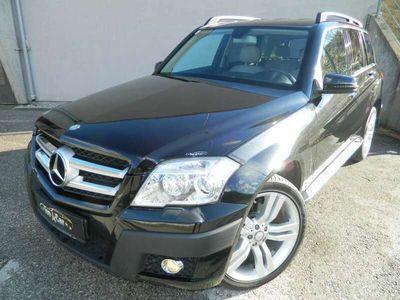 gebraucht Mercedes GLK320 CDI 4MATIC Autom. **SPORTPAKET*NAVI*LEDER*XENON**