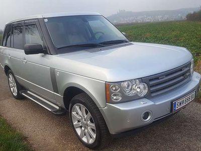 brugt Land Rover Range Rover 3,6 TdV8 Vogue DPF SUV / Geländewagen,