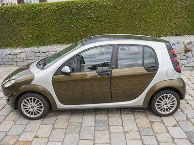 gebraucht Smart ForFour 1.1 Passion Klein-/ Kompaktwagen