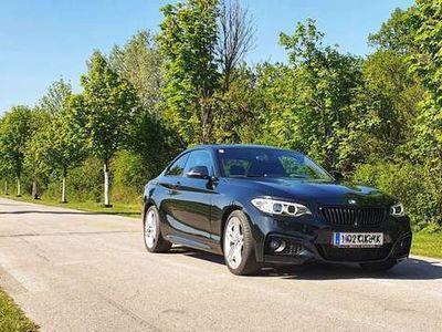 gebraucht BMW 220 2er-Reihe Coupe Diesel (F22) Coupé Österreich-Pa