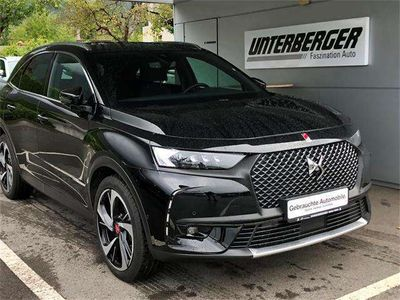 gebraucht DS Automobiles DS7 Crossback BlueHDi 180 EAT8 Performance Line